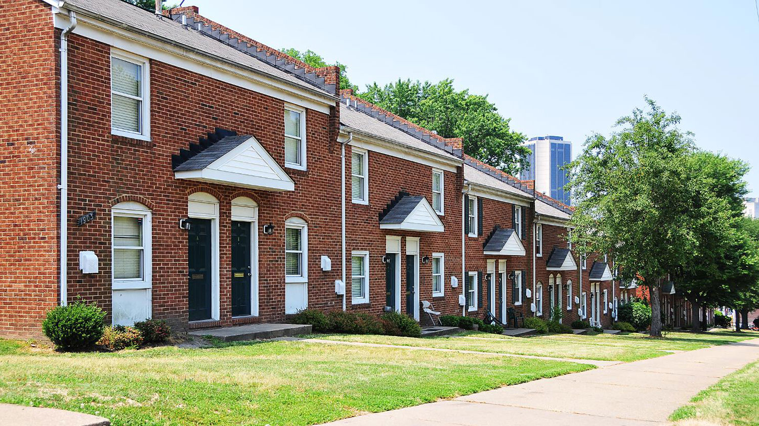 Jefferson Townhouses